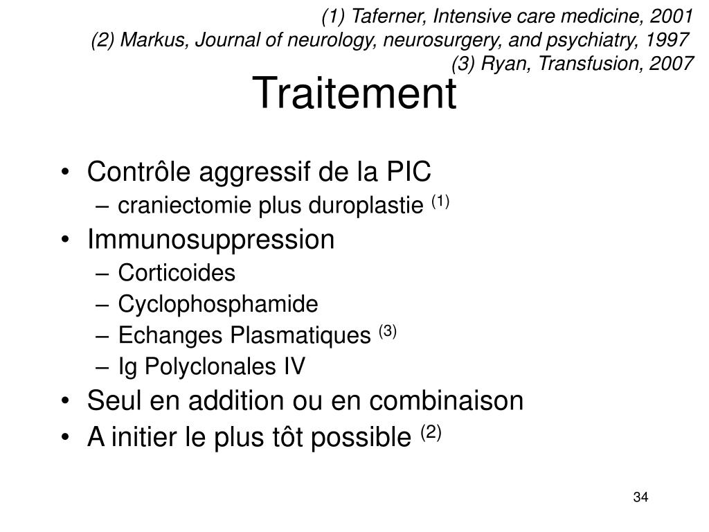 (1) Taferner, Intensive care medicine, 2001