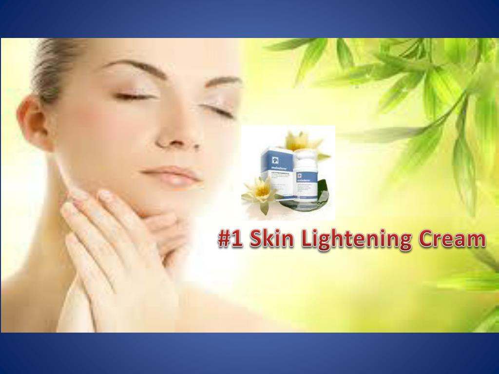 #1 Skin Lightening Cream