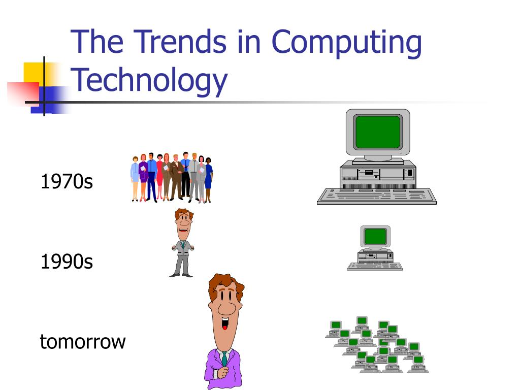 The Trends in Computing Technology