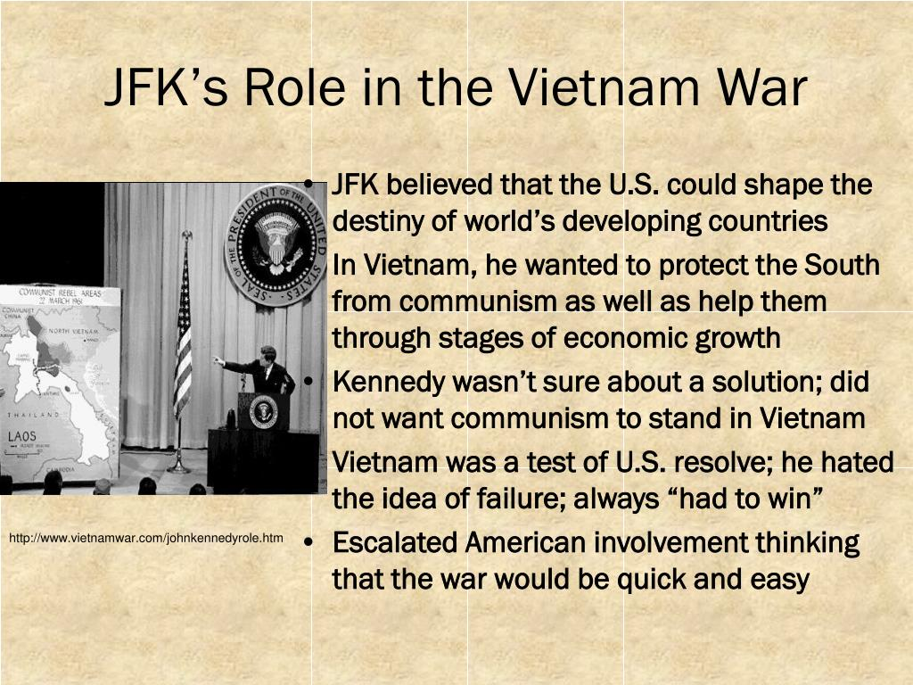 a look at the kennedy administration on the vietnam coup As media dissects jfk assassination records, dark vietnam it's always been known that the kennedy administration i'm trying to look at some.
