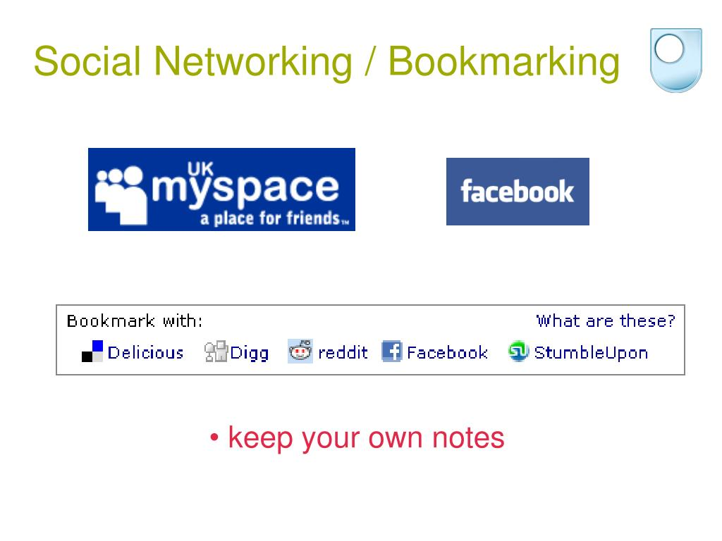 Social Networking / Bookmarking