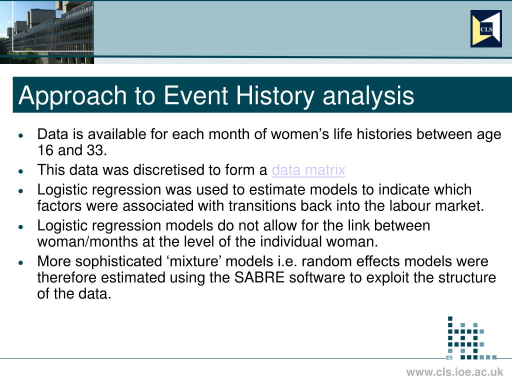 an approach to historical analysis Historical research methods and approaches can improve understanding of the most appropriate techniques to confront data and test theories.