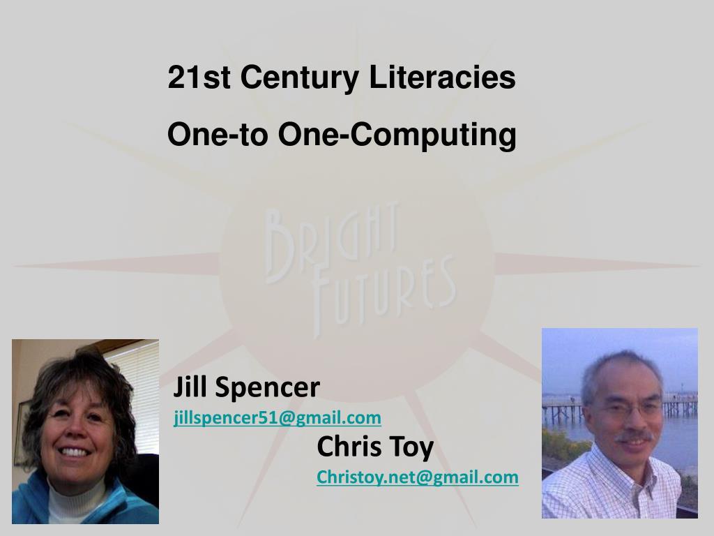 21st Century Literacies