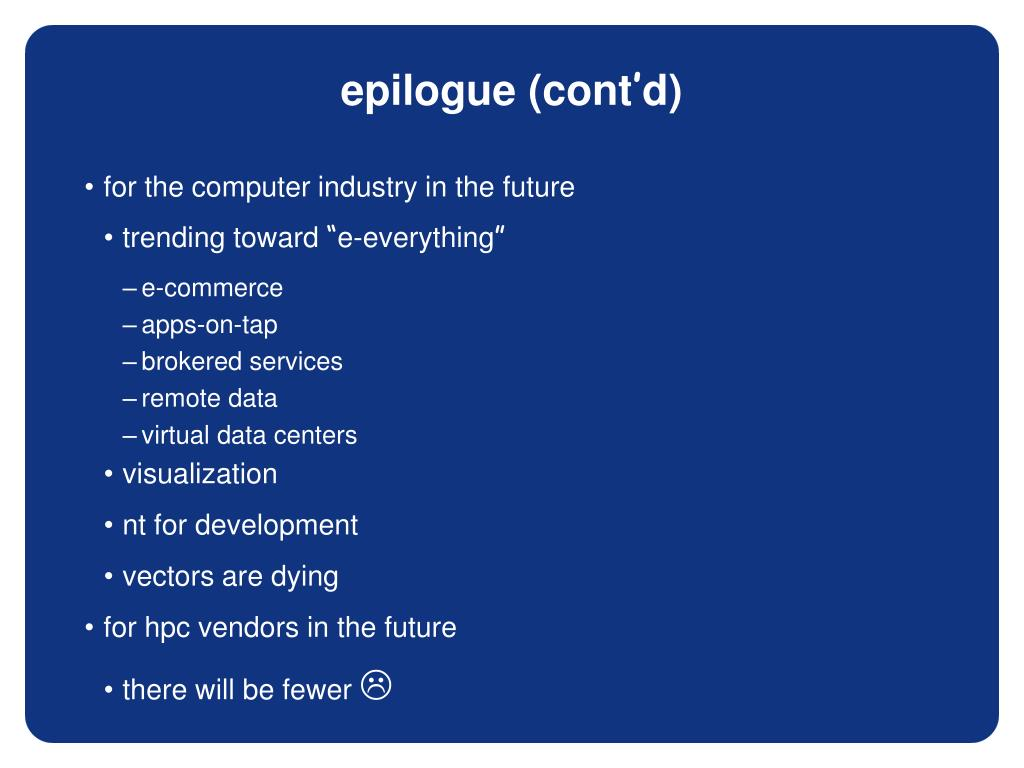 epilogue (cont