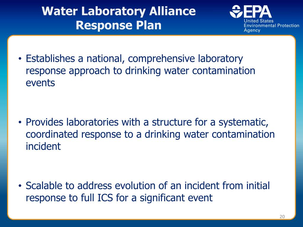 Water Laboratory Alliance