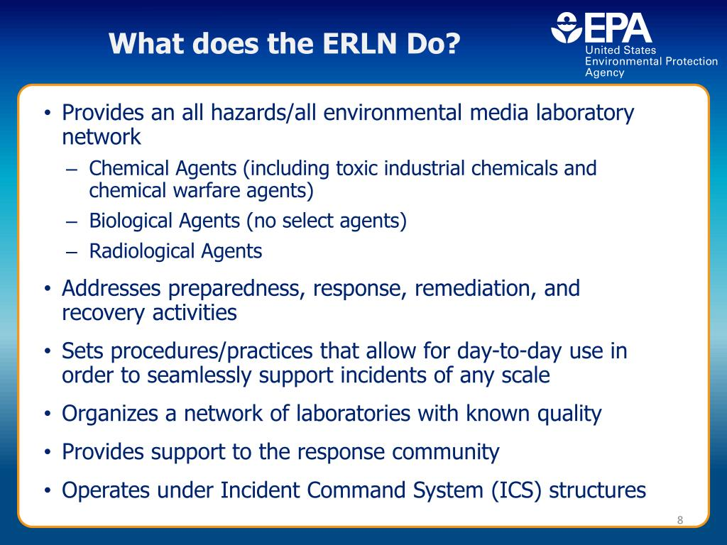 What does the ERLN Do?