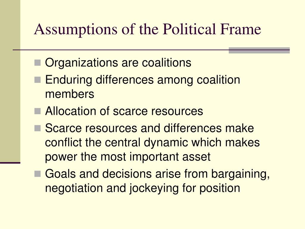 explain the four organizational frames Four organizational perspectives and implementation of planned change in the pakistani public sectorby ghulam mustafa hec scholar univers.