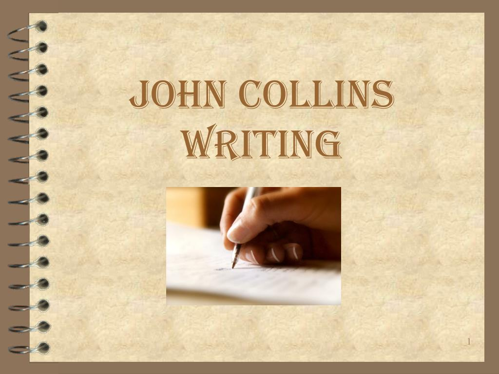 john collins essay format A topical indonesian vocabulary for essay writing and conversation practice [john a collins] on amazoncom free shipping on qualifying offers.
