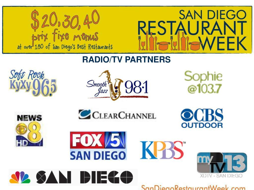 RADIO/TV PARTNERS