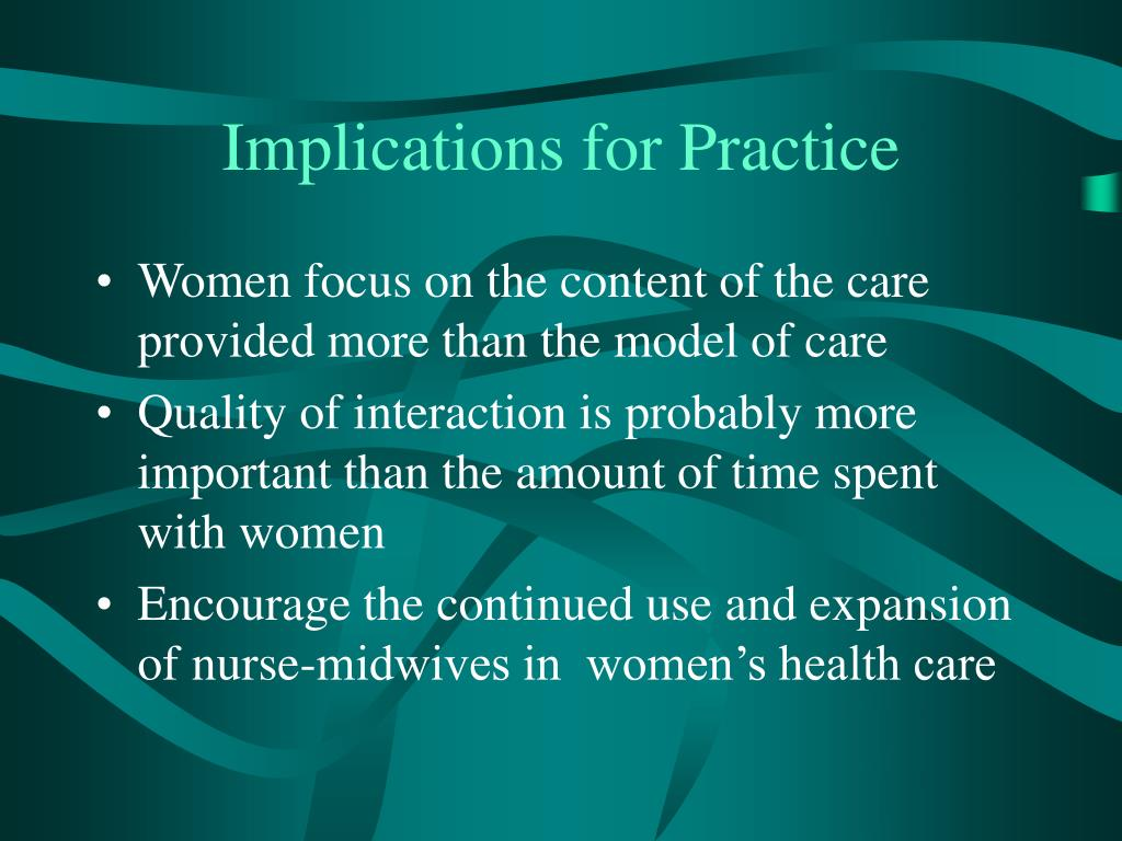 midwifery dissertation topics Women's lived experience with midwifery support: development of an action plan to increase the scope and practice of nursing staff within the st john's nursing.