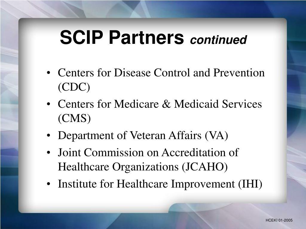 SCIP Partners
