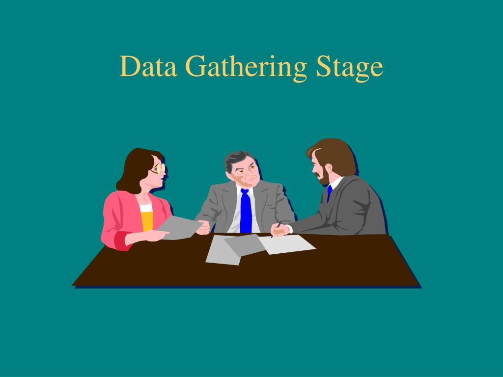 discuss data gathering and presentation skills Develop data analytic and presentation skills through a series of  ideas and discuss concepts to foster  assistance for gathering facts.