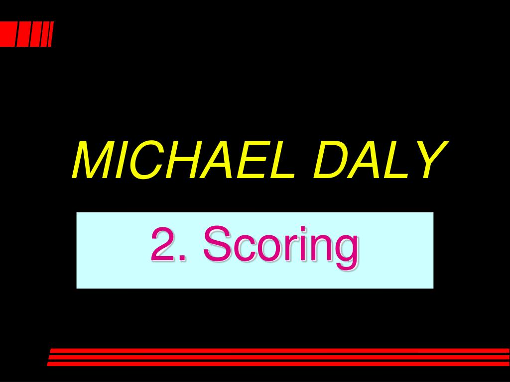 MICHAEL DALY