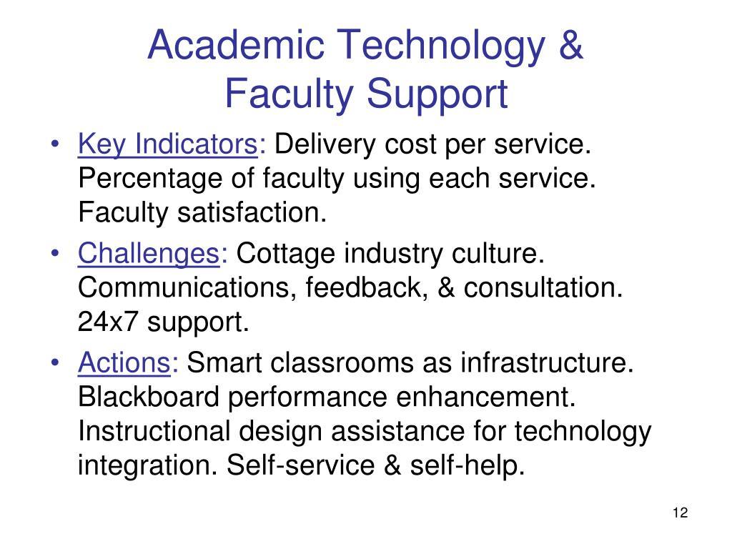 Academic Technology &