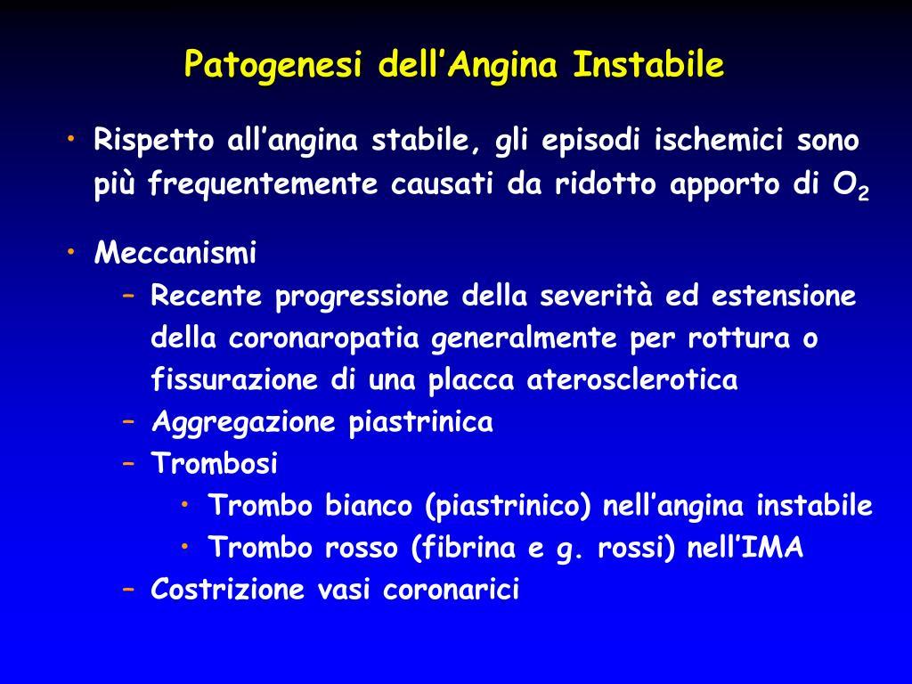 Ppt cardiopatia ischemica powerpoint presentation id for Vasi coronarici