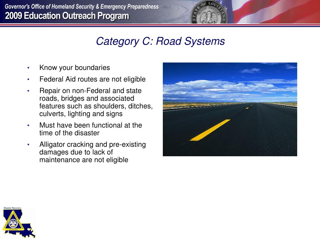 Category C: Road Systems