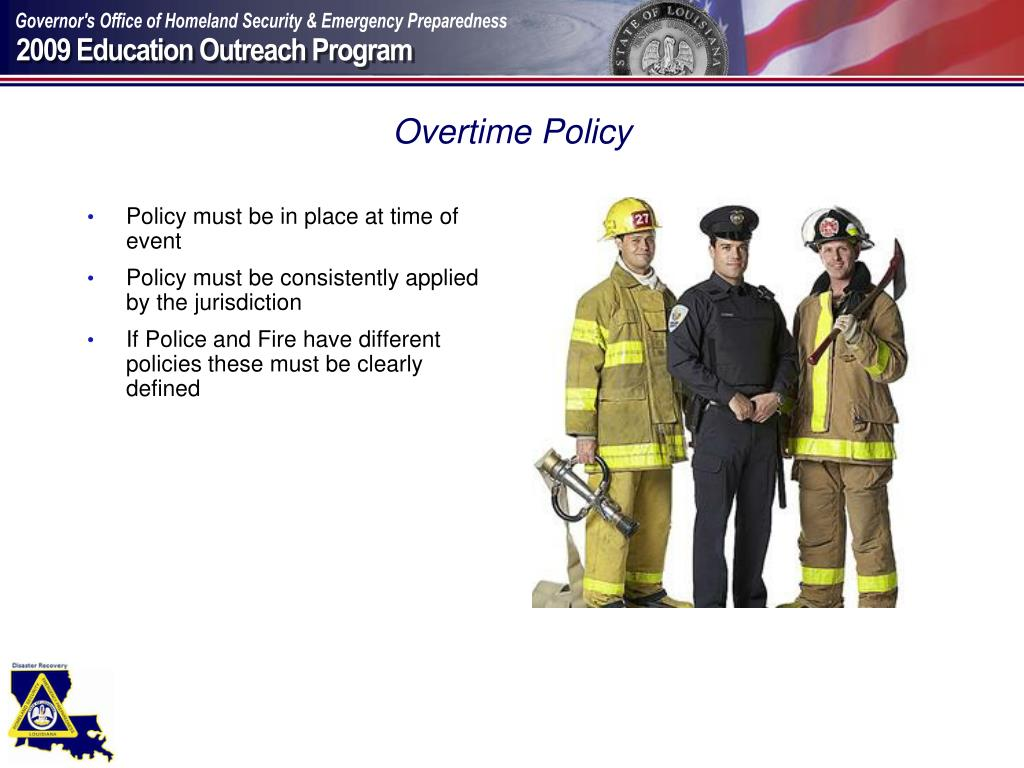 Overtime Policy