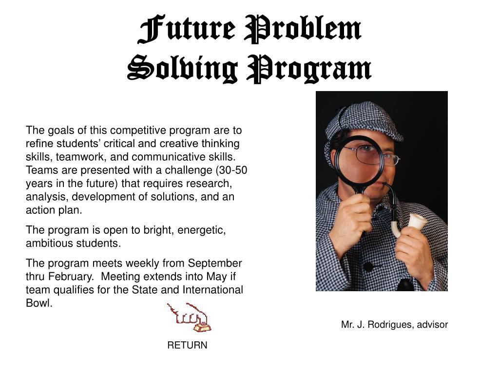 Future Problem