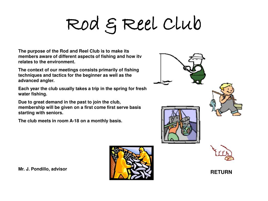 Rod & Reel Club
