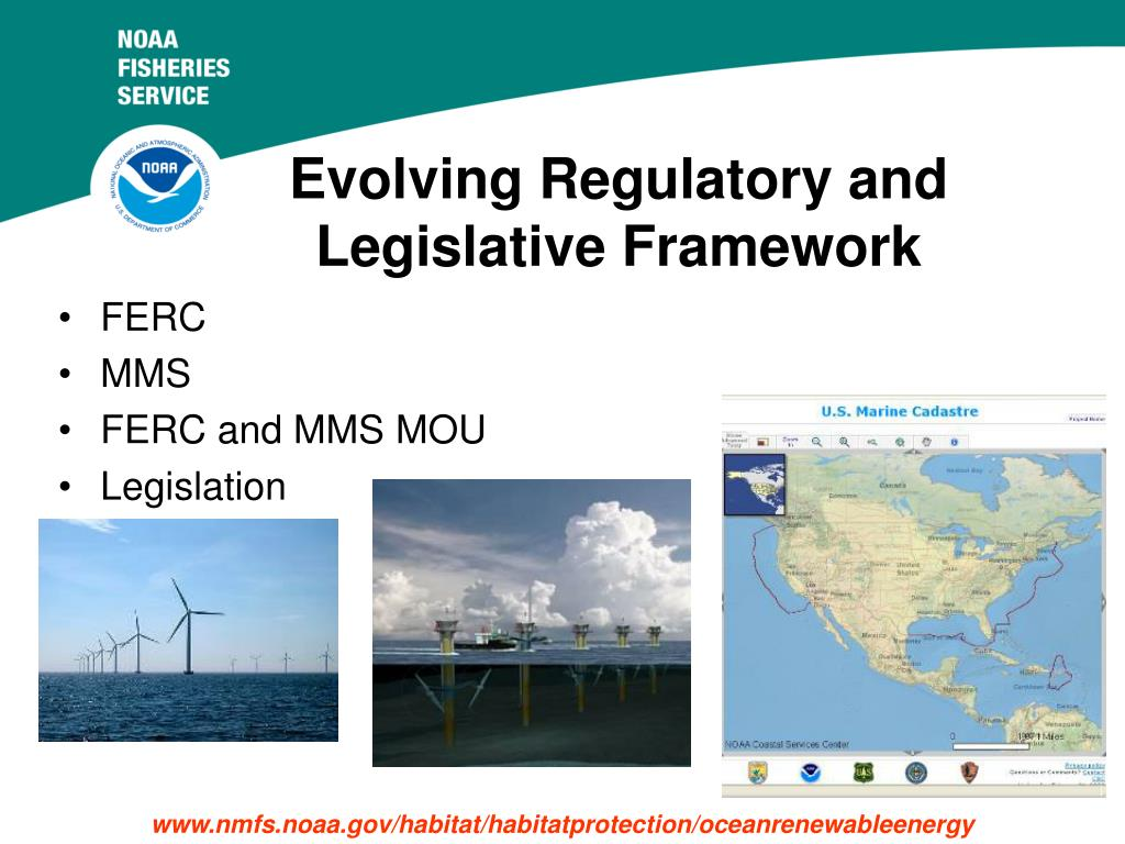 Evolving Regulatory and