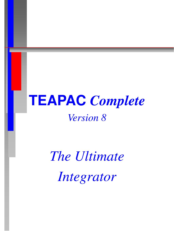 TEAPAC