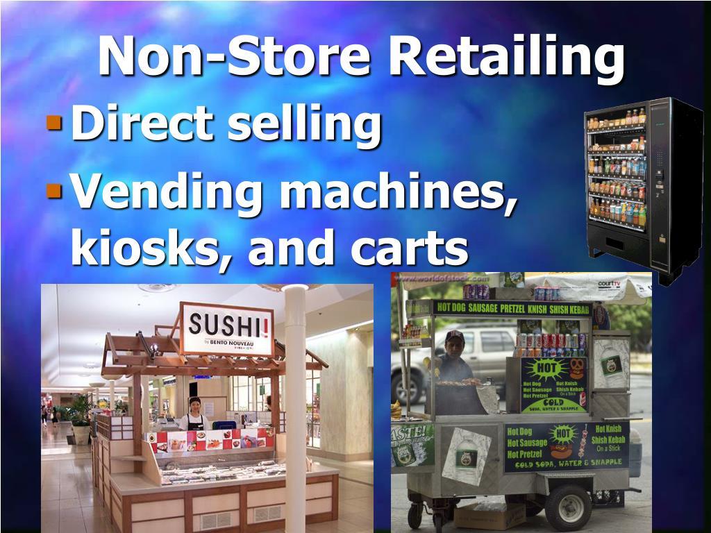 Non-Store Retailing