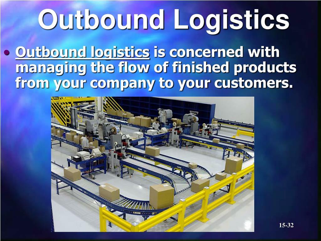 Outbound Logistics