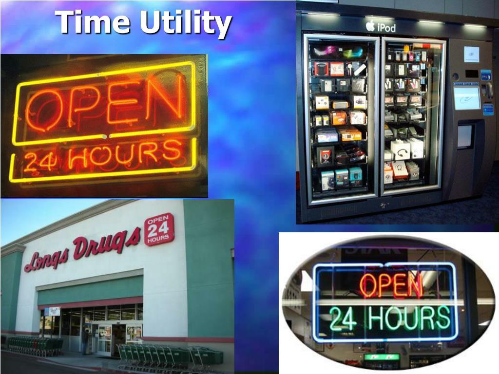 Time Utility