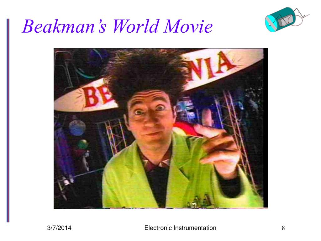 Beakman's World Movie