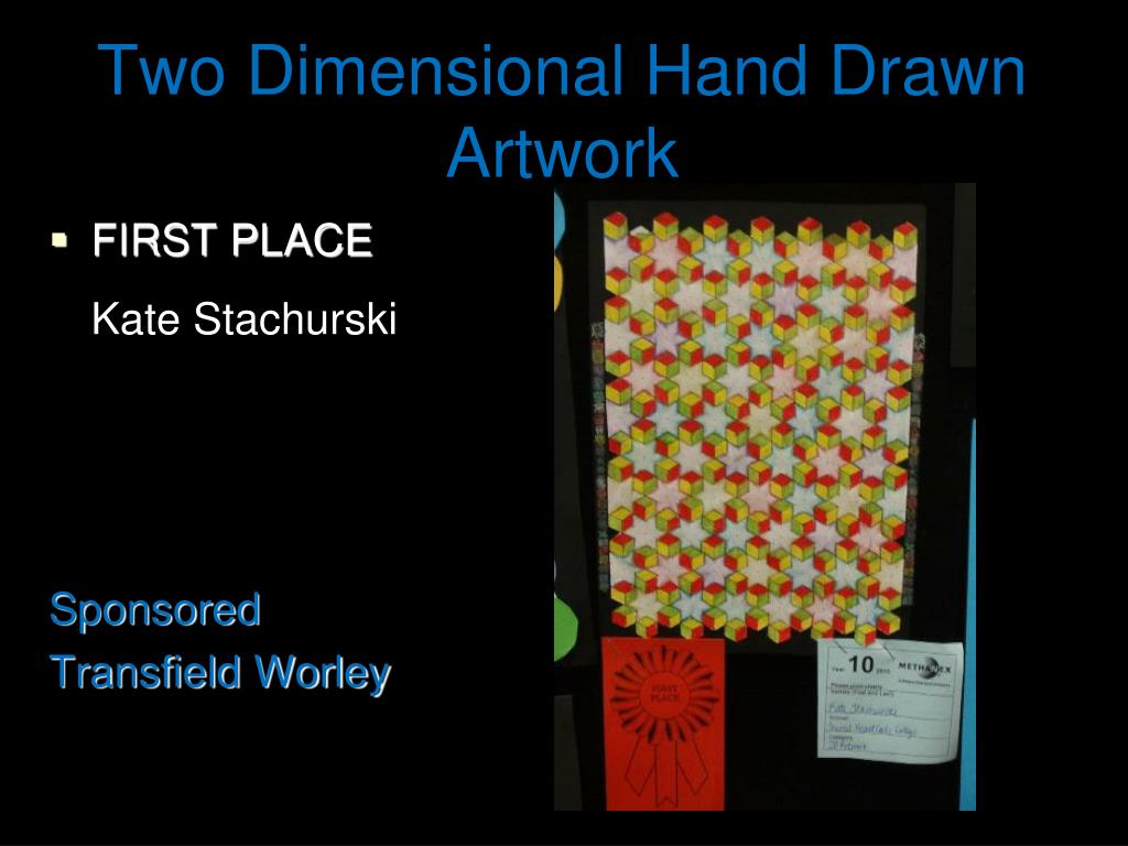 Two Dimensional Hand Drawn Artwork