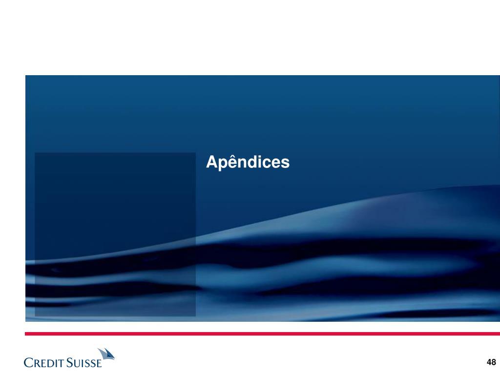 Apêndices