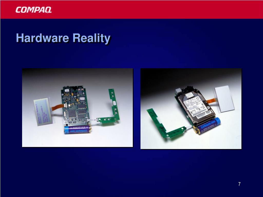 Hardware Reality