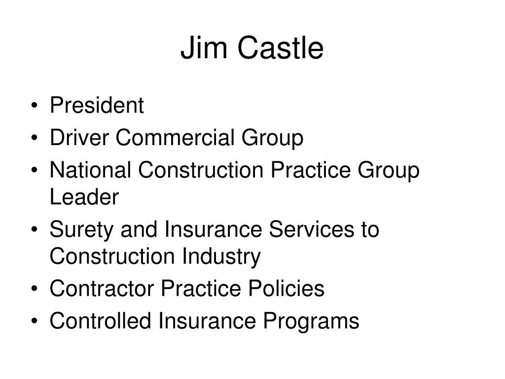 Jim Castle