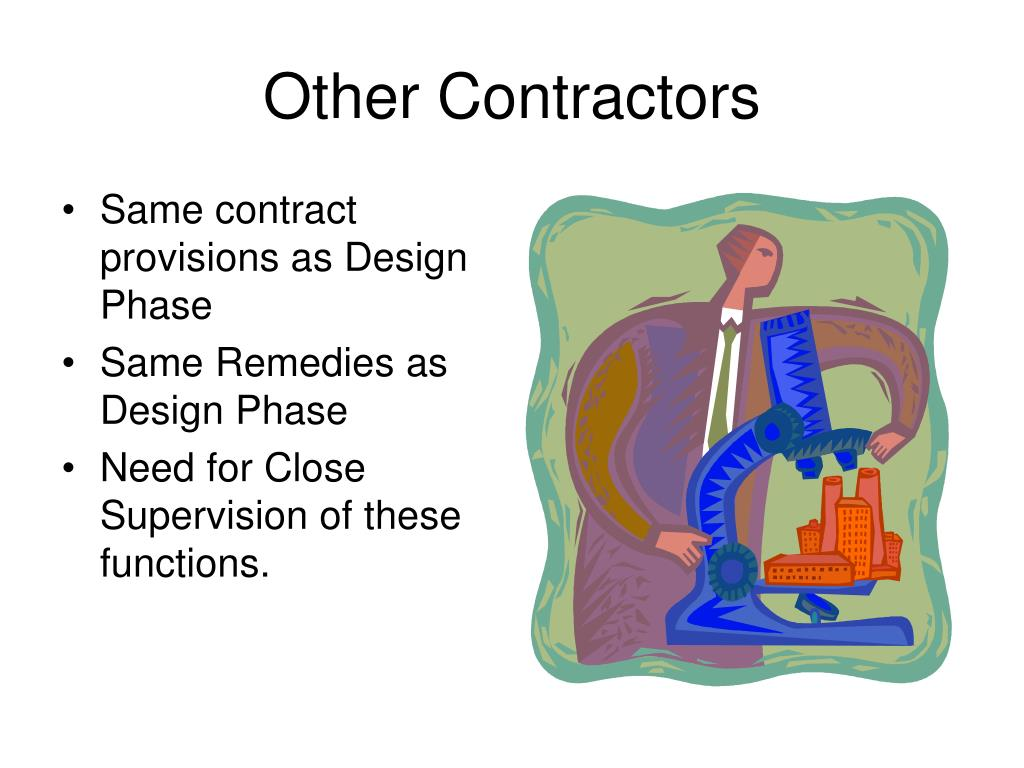 Other Contractors