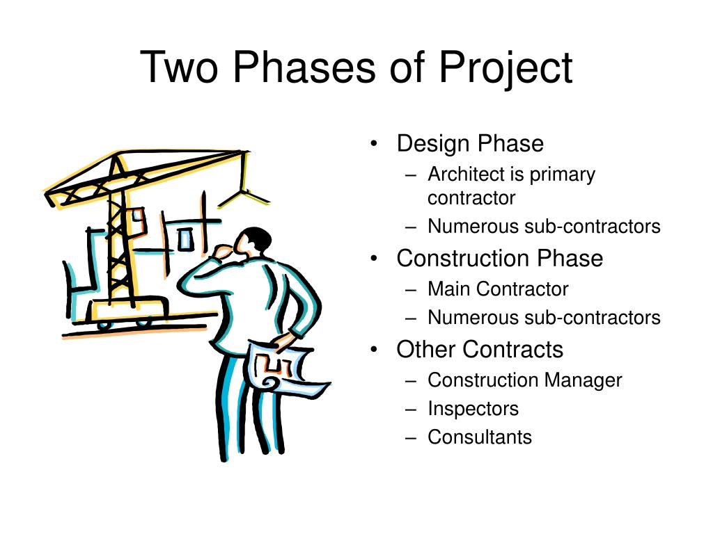 Two Phases of Project