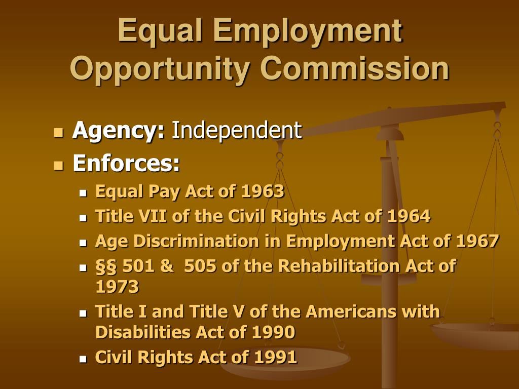 PPT - Employment Regulation in the Workplace: Basic ...