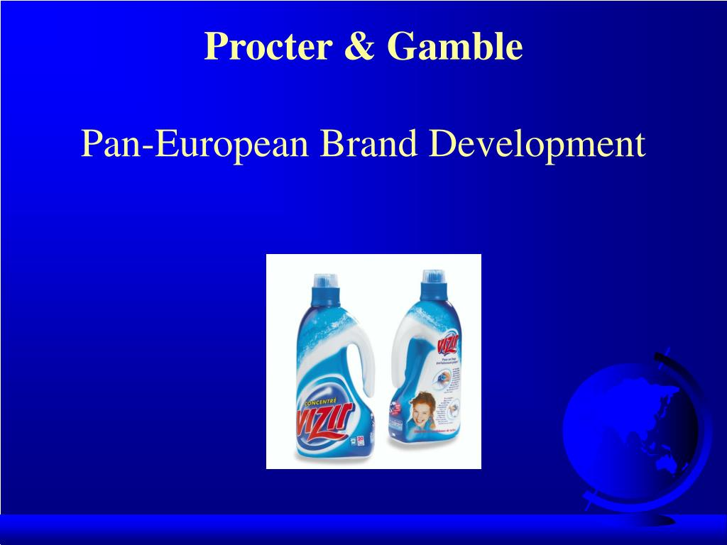 procter gamble organisation and development Cooperation and development (oecd) guidelines and the laws of most  countries  follow world trade organization, oecd, european union and other .