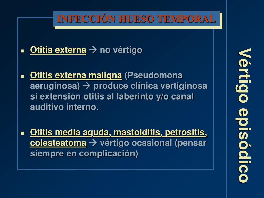 INFECCIÓN HUESO TEMPORAL