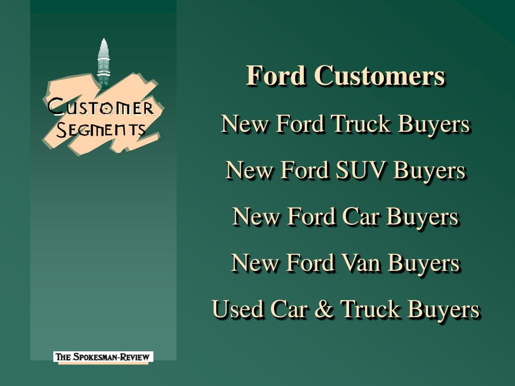 Ford Customers