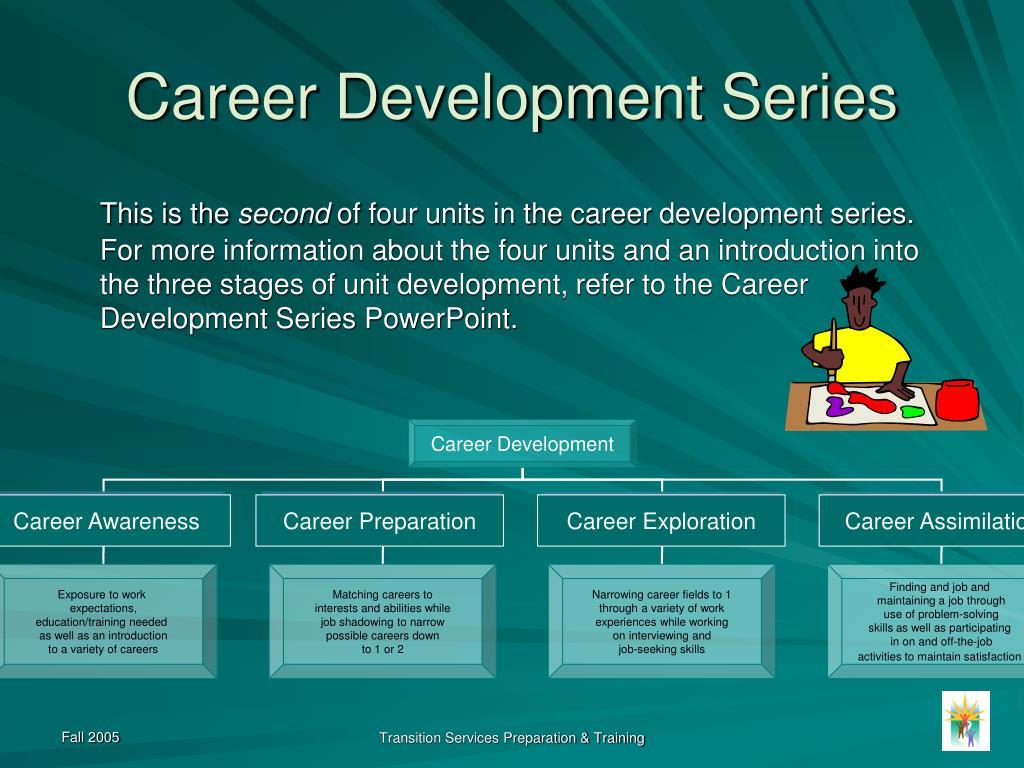 Career Development Series