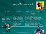 stage 2 continued12