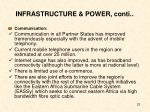 infrastructure power conti23