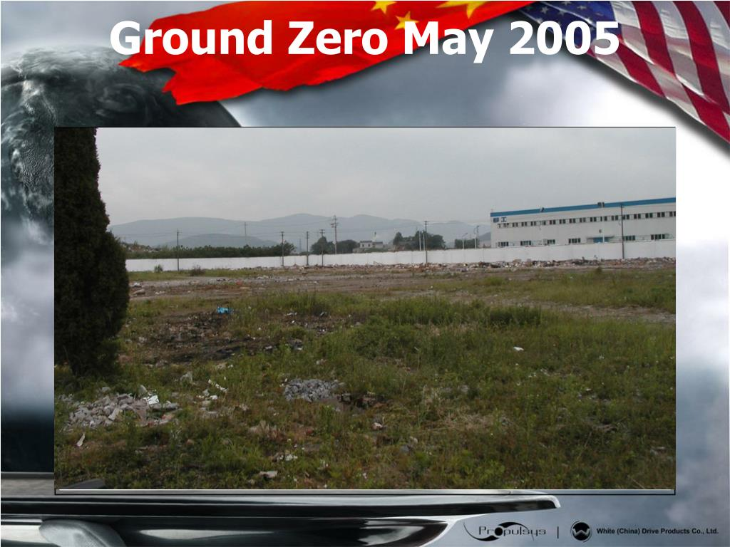 Ground Zero May 2005