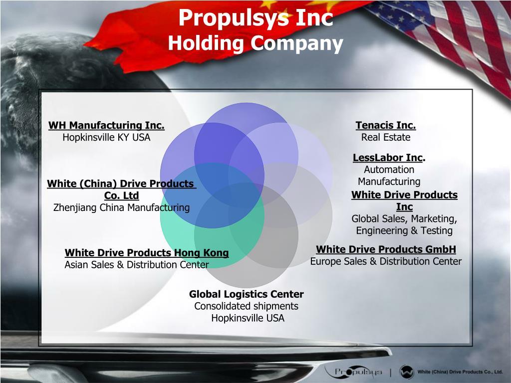 Propulsys Inc