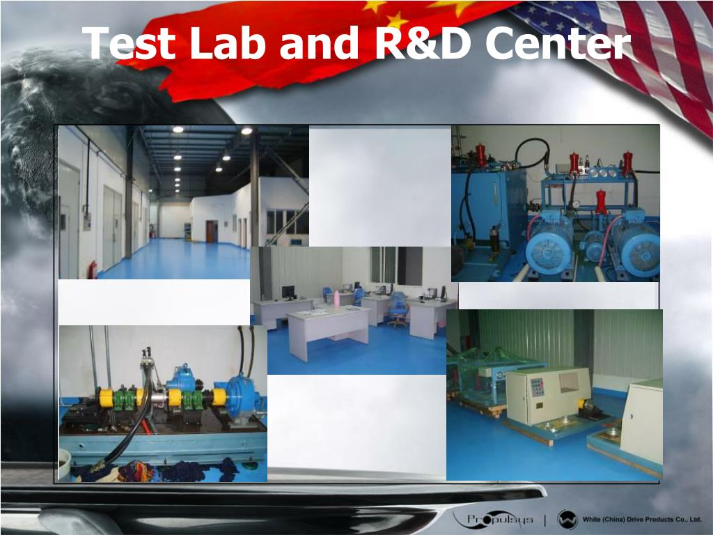 Test Lab and R&D Center