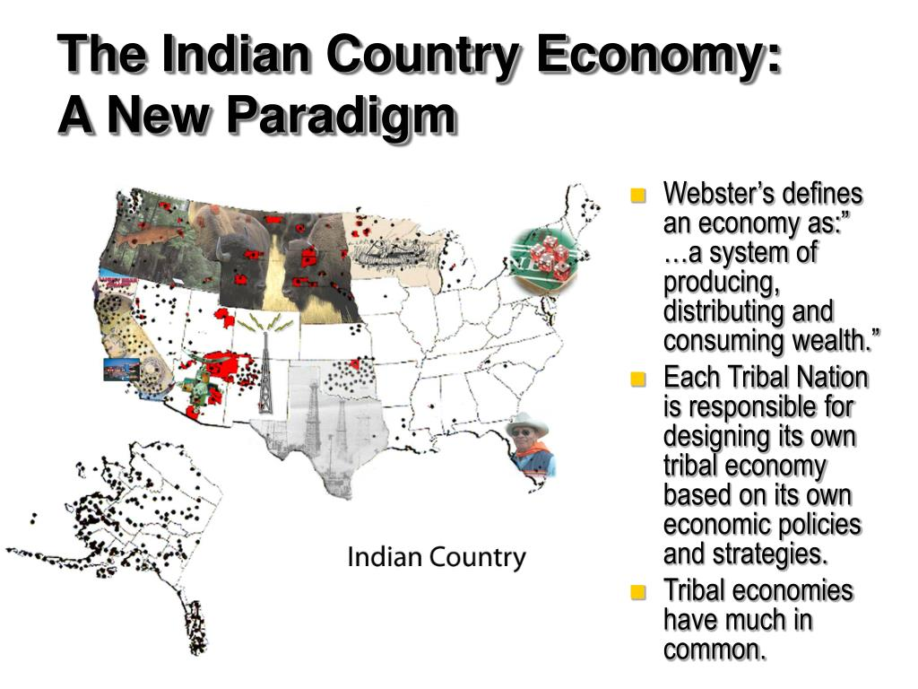 The Indian Country Economy: