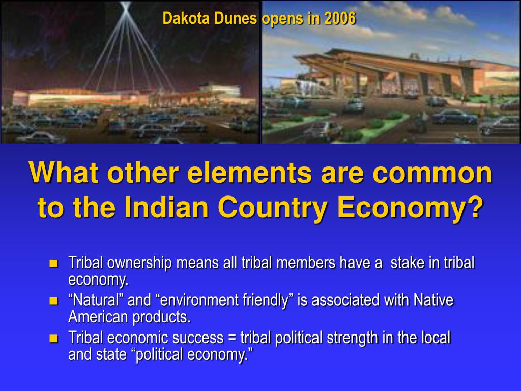 Dakota Dunes opens in 2006