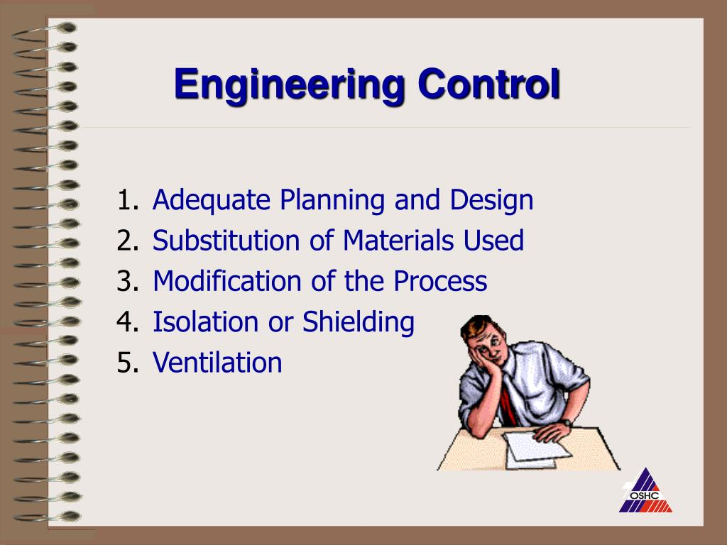 Engineering Control