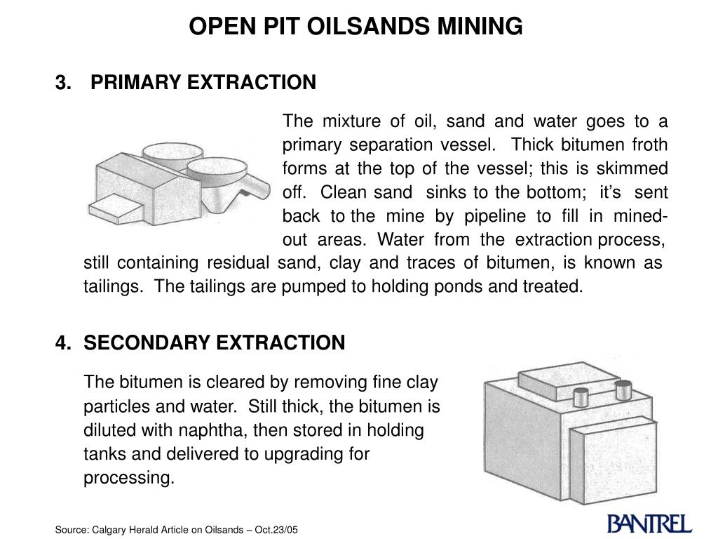 3. 	PRIMARY EXTRACTION