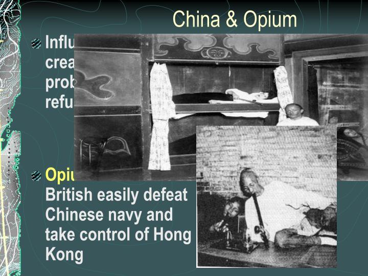 China & Opium